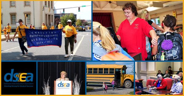 None - DSEA All-Stars in Education