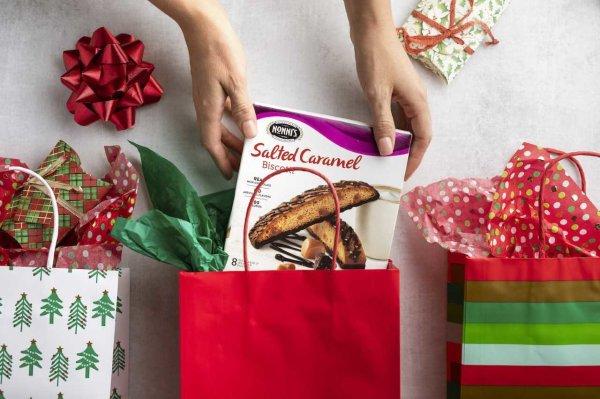 None - The Festive Family Holiday with Nonni's Biscotti!