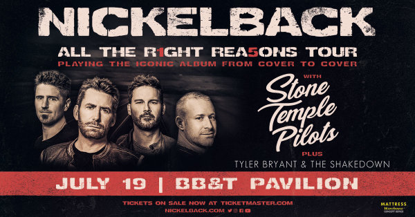 None - Nickelback: Win 'em before you can buy 'em!