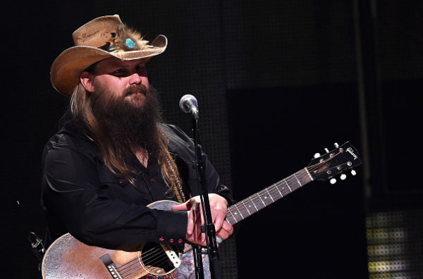 None - Win Tickets To See Chris Stapleton!