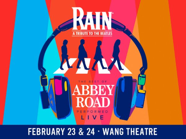 None -  Enter for your chance to win front row seats to RAIN-A Tribute to the Beatles