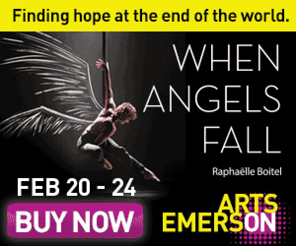 None - Enter to win a pair of tickets to When Angels Fall and $100 restaurant gift card