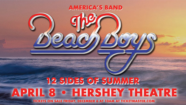 None - THE BEACH BOYS AT HERSHEY THEATRE