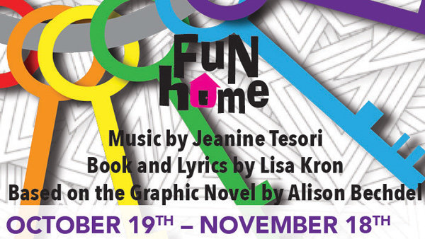 None - Win a pair of tickets to see Fun Home at The Public Theater of San Antonio!