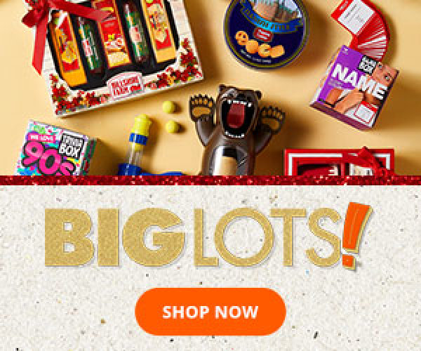 None - Win a $500 Big Lots Gift Card!