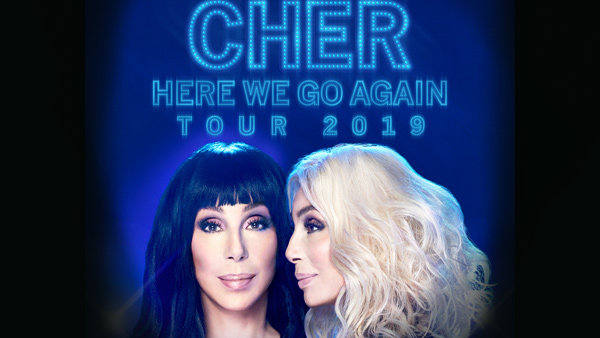 None - Win tickets to see Cher at the AT&T Center!