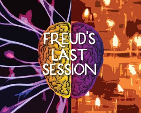 None - Win a pair of tickets to see Freud's Last Session at the Public Theater of San Antonio!