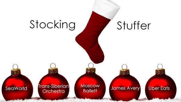 None - Q101.9 Stocking Stuffer