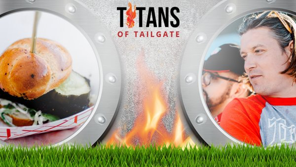 None - Win a pair of tickets to Titans of Tailgate on January 26th at Sunken Gardens Theater!