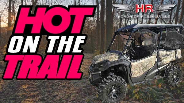None - HOT On The Trail!