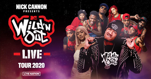 None - Win Tickets To Nick Cannon Presents: Wild N Out at FedEx Forum