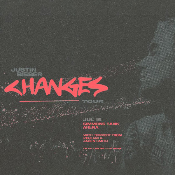 image for Win Justin Bieber Changes Tickets With HOT 94.9!