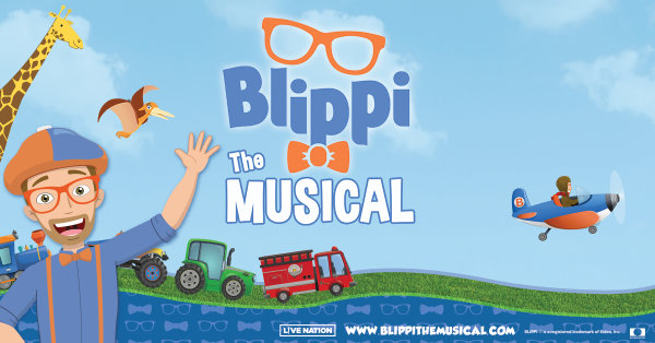 image for Win Blippi The Musical Tickets With Hot 94.9!