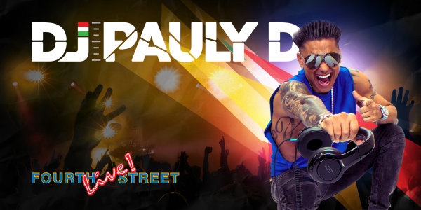 None - Pauly D On-Air Giveaway!