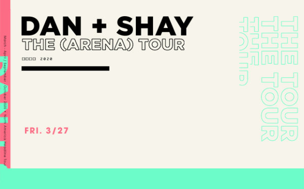 None - Win Dan + Shay Tickets!