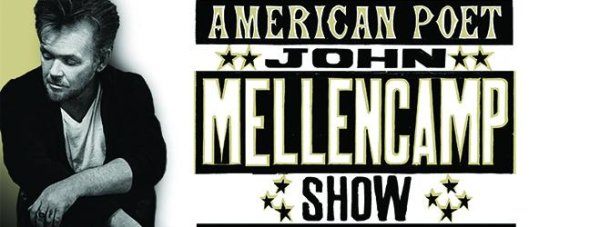 None - WIN John Mellencamp Tickets!