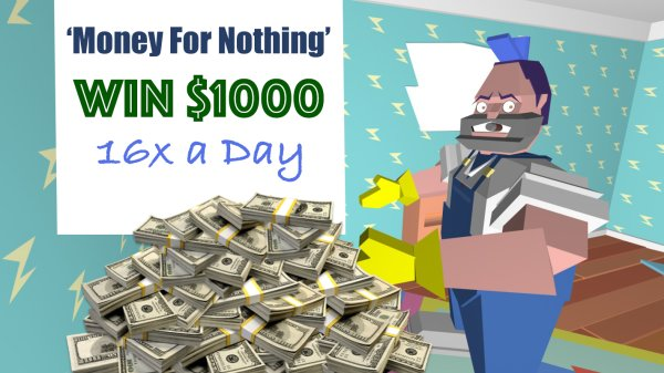 None - YOU could WIN $1000!