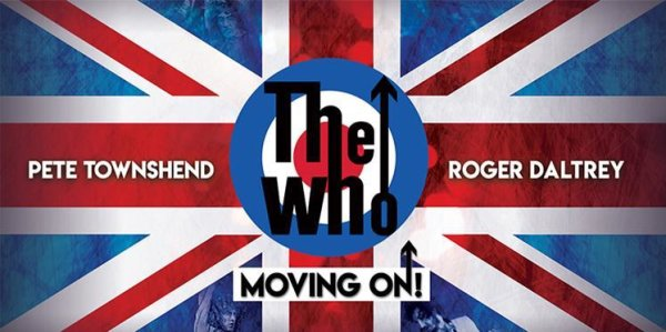 None - WIN Tickets To See The Who @ Van Andel Arena!