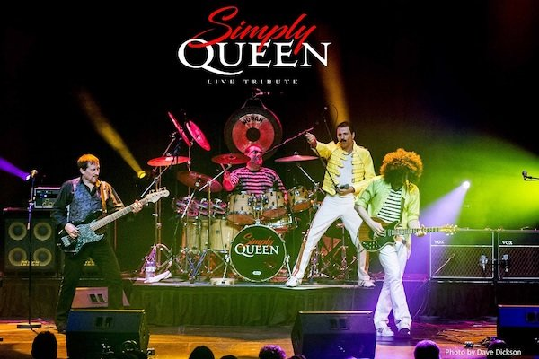 None - WIN Simply Queen - Live Tribute @ 20 Monroe Live Tickets!