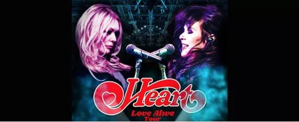 None - WIN Tickets To See Heart @ Van Andel Arena!