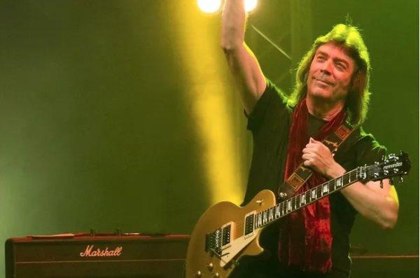 None - WIN Tickets To Steve Hackett of Genesis @ 20 Monroe Live