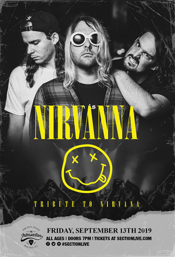None - Win Nirvanna – Tribute to Nirvana @ the Intersection Tickets!