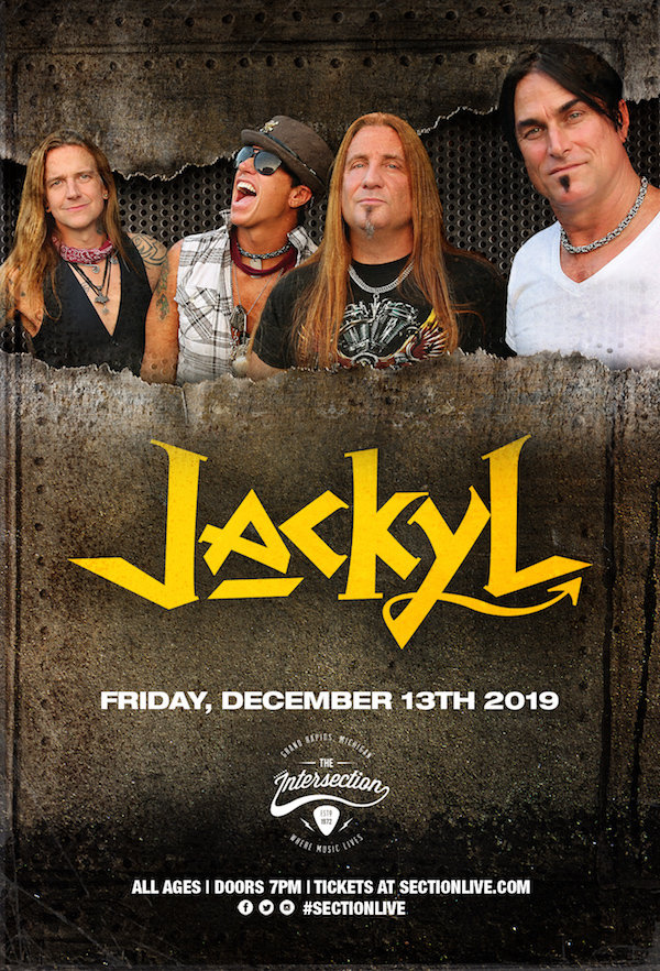 None - Win Jackyl @ The Intersection Tickets!