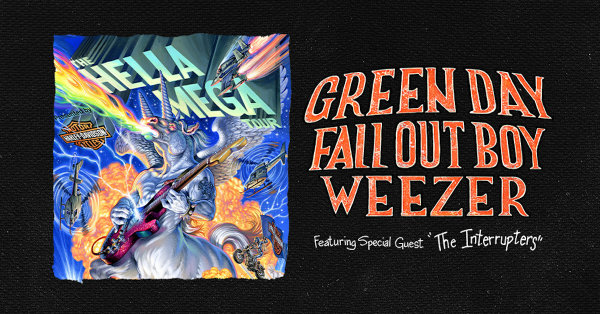 None - Win Green Day / Fall Out Boy / Weezer Tickets!
