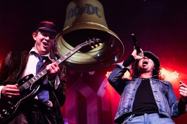 None - Win Tickets To Thunderstruck: America's AC/DC Tribute