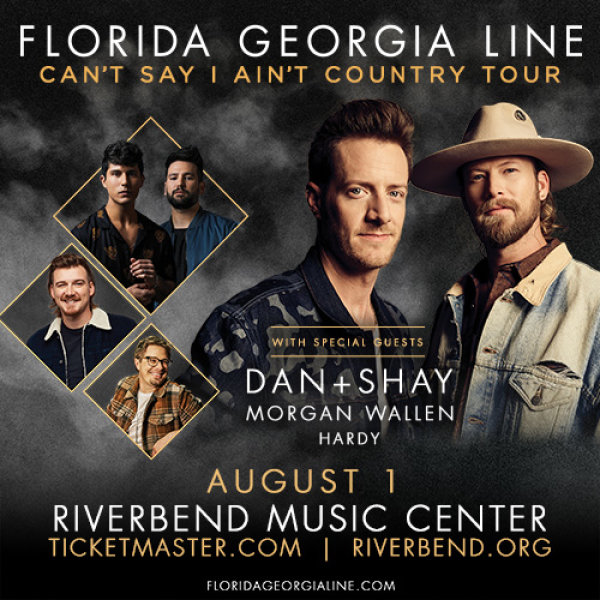 None - Florida Georgia Line at Riverbend Music Center