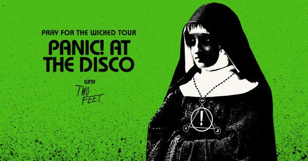 None - Panic! At The Disco at US Bank Arena!