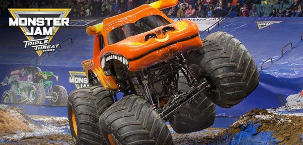 None - Monster Jam at US Bank Arena!