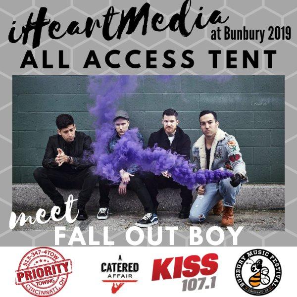 None - Meet Fall Out Boy at Bunbury 2019!