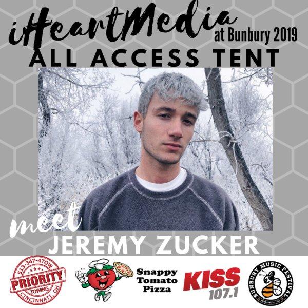 None - Meet Jeremy Zucker at Bunbury 2019!