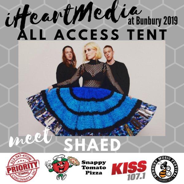 None - Meet Shaed at Bunbury 2019!