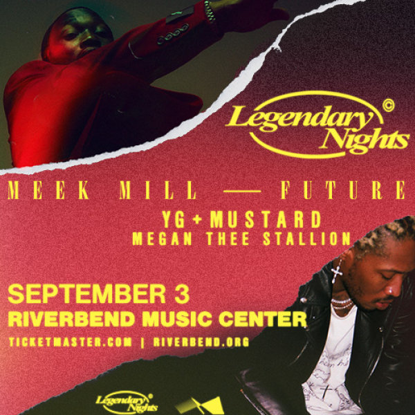 None - Win tickets to see Meek Mill and Future!