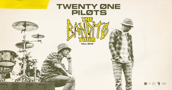 None - Win tickets to see twenty one pilots at US Bank Arena!