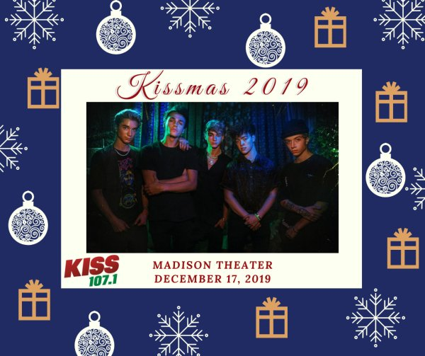 None - Win tickets to KISSMAS 2019 featuring Why Don't We!