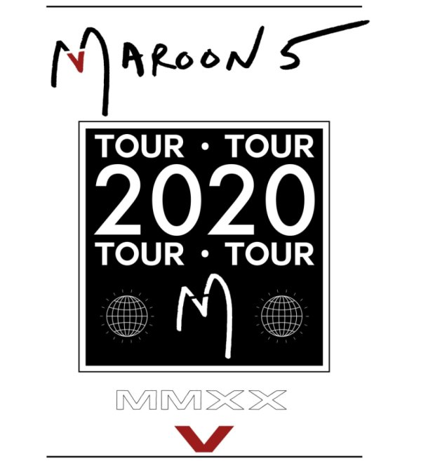 None - Win a pair of tickets to MAROON 5 @ Riverbend!