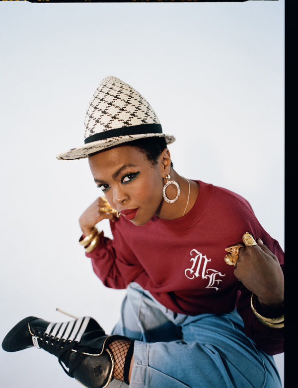 None - Win tickets to see Ms. Lauryn Hill at Taft Theatre!