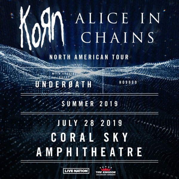 None - Alice In Chains & KORN