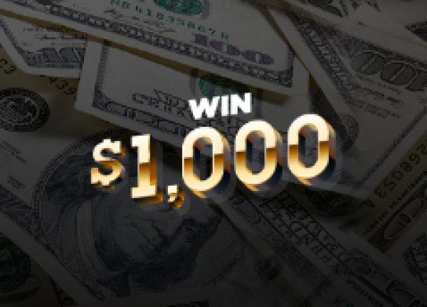 None -  Win 16K A Day!