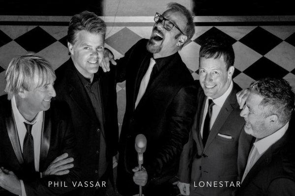 None - Win tickets to see Phil Vassar & Lonestar!
