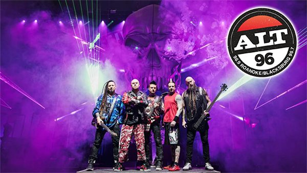 None - ALT 96 Has Your Last Chance For Tickets to Five Finger Death Punch