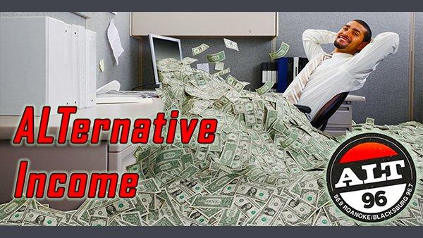 None - Listen To Win $1000 With ALTernative Income