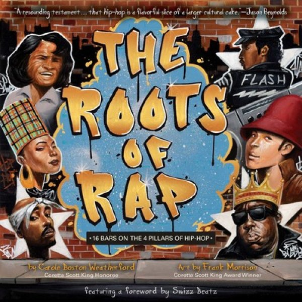 None - Win The Roots of Rap Book: 16 Bars on the 4 Pillars of Hip-Hop!