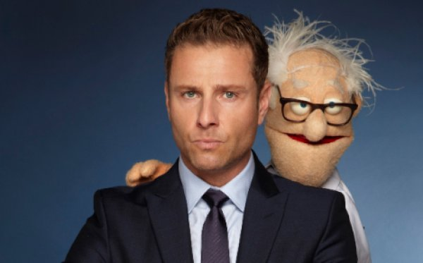 None - Win FRONT ROW tickets to see Paul Zerdin