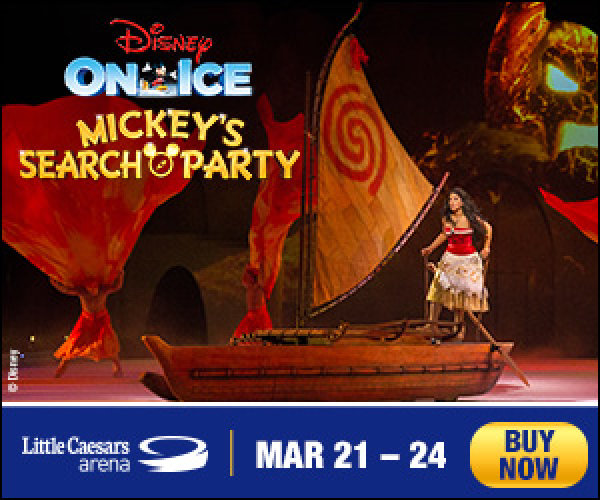 None - Win a Family 4 Pack of tickets to see Mickey's Search Party!