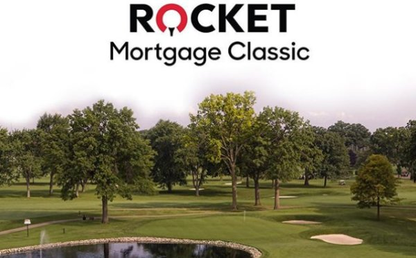 None - Win a pair of tickets to the Rocket Mortgage Classic