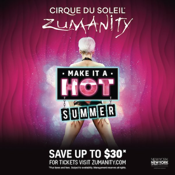 None - Win a Zumanity by Cirque du Soleil prize pack